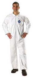Lakeland Industries Tyvek® Protective Coveralls, Hoodless (L-4XL) 1412