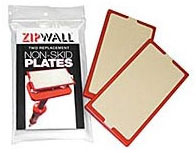 ZipWall Non-Skid Plate (2 pack)