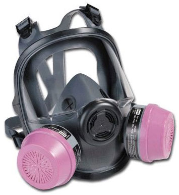 North 54001 - Full Facepiece Respirator